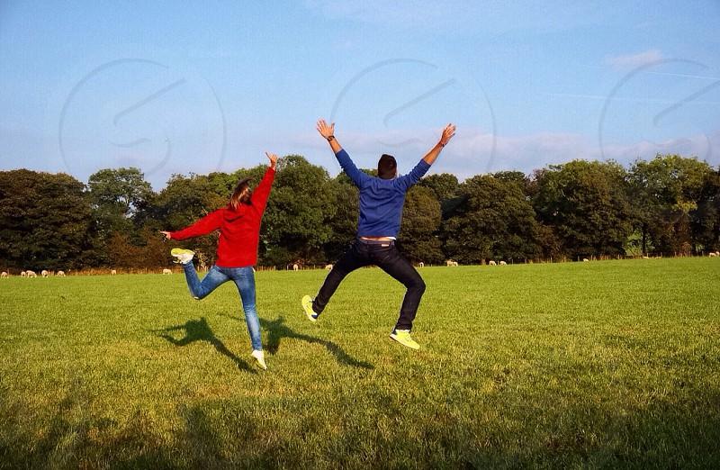 Happiness Jump photo