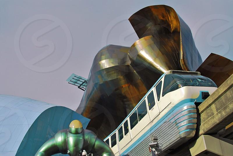 Experience Music Project Museum - Seattle WA photo