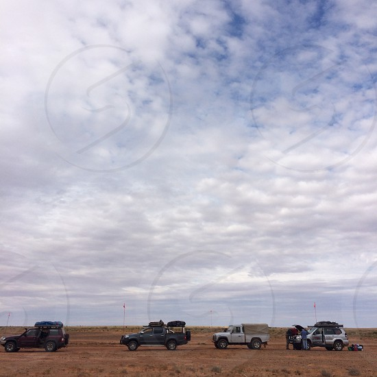 Simpson Desert / Camping / 4wd Trip / Australia / Outback photo