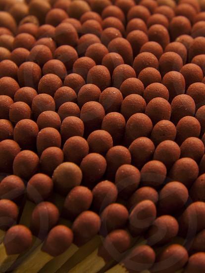 Matchstick heads photo