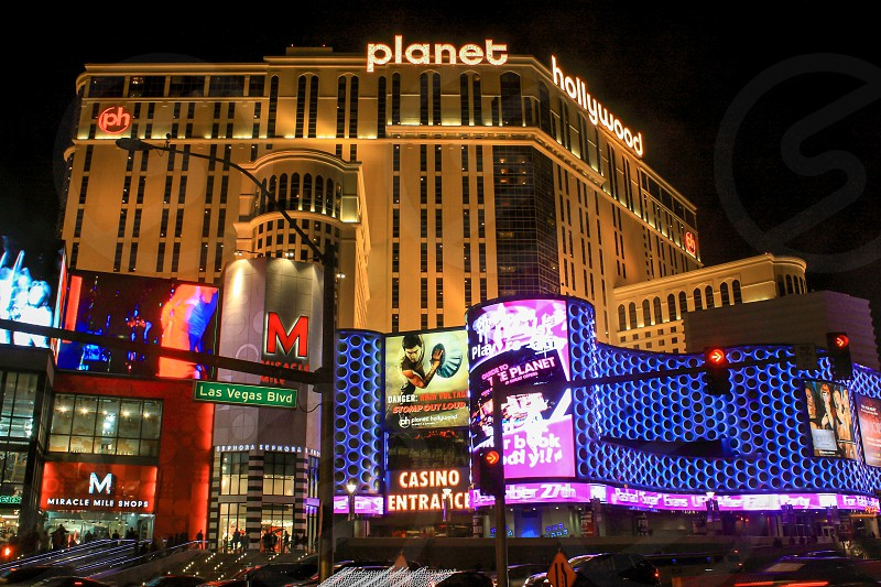 Planet Hollywood hotel and casino Las Vegas Nevada photo