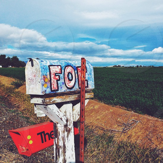 foe mail box photo