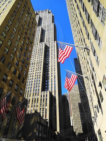 new york Rockefeller center photo