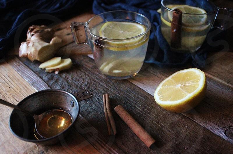 Ginger Lemon Tea photo