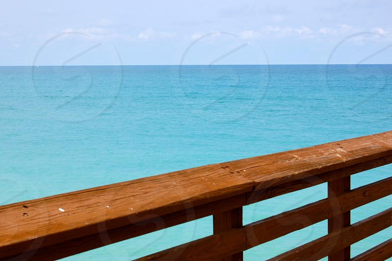 Jupiter Florida (USA) - View from the pier photo