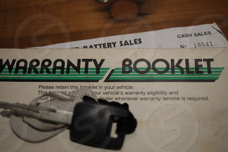 Car Warranty photo