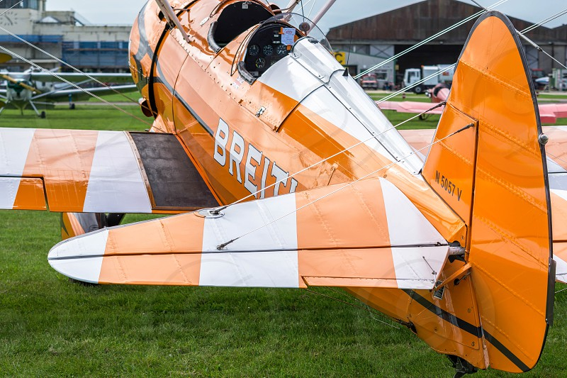 Breitling Wingwalkers Boeing Stearman photo
