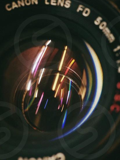 50mm lense. photo