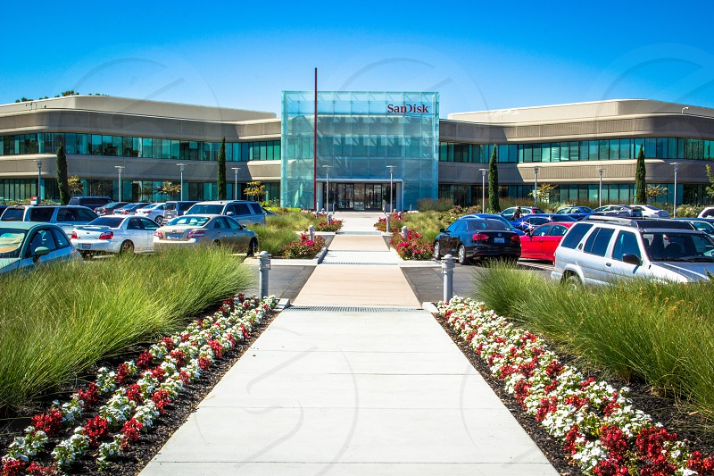 SanDisk Headquarters building Milpitas CA photo