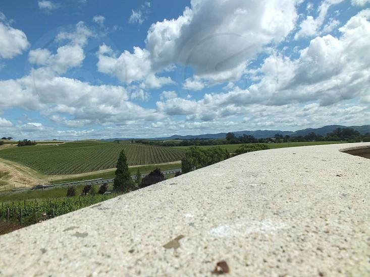 Landscape Napa valleySky photo