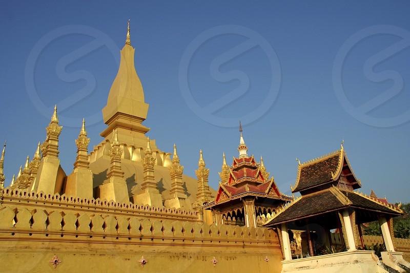 Pha That Luang Vientiane photo