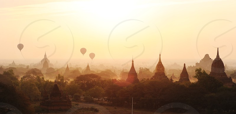 Bagan Myanmar. photo
