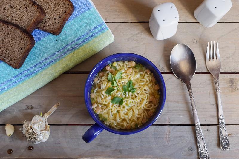 Noodles  photo