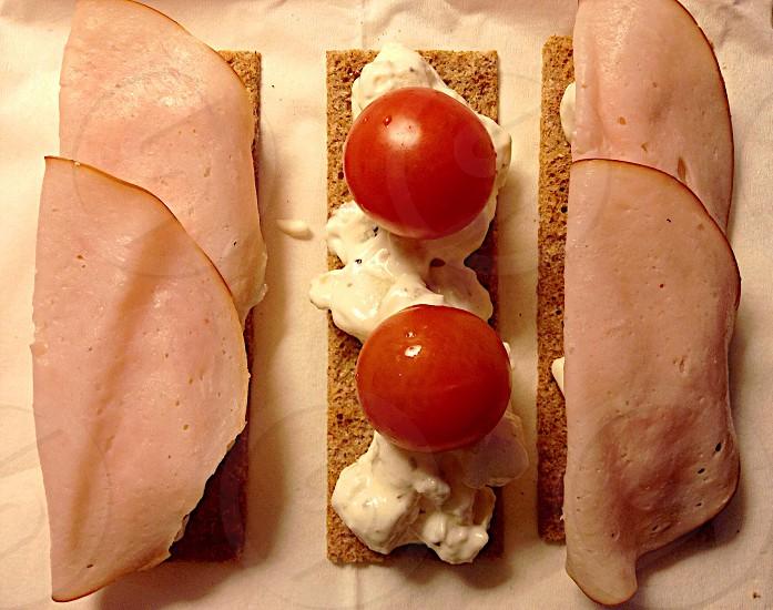 Snack meal Sweden photo