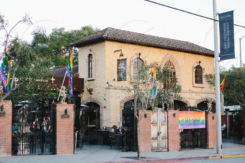 The Abbey in West Hollywood photo