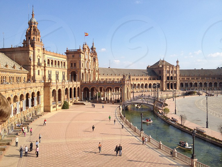 Buildings from Spain photo