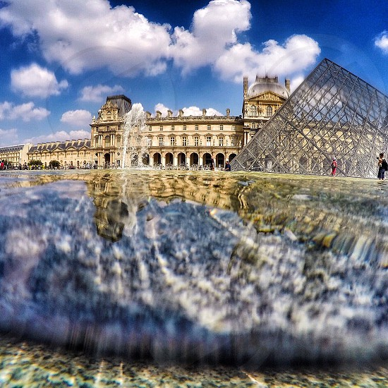 Louvre photo
