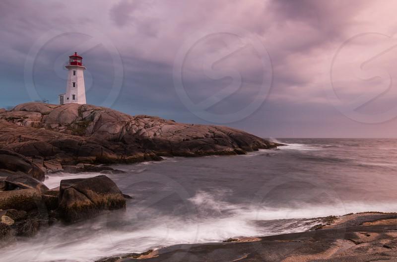 Peggys Cove/Canada photo
