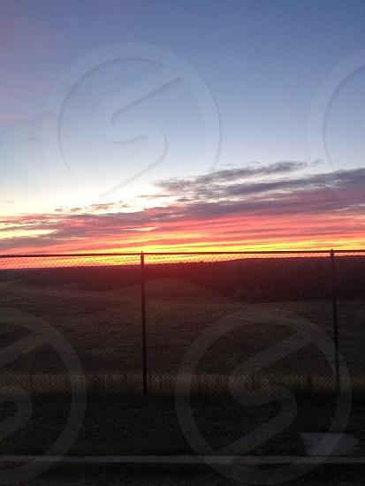 OxfordMS sunset photo