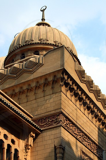 AlFath mosque Cairo Egypt photo
