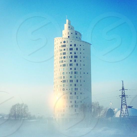 Snail Tower Estonia photo