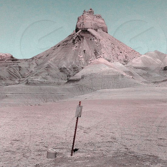 Utah Landscape Desert Escalante  photo