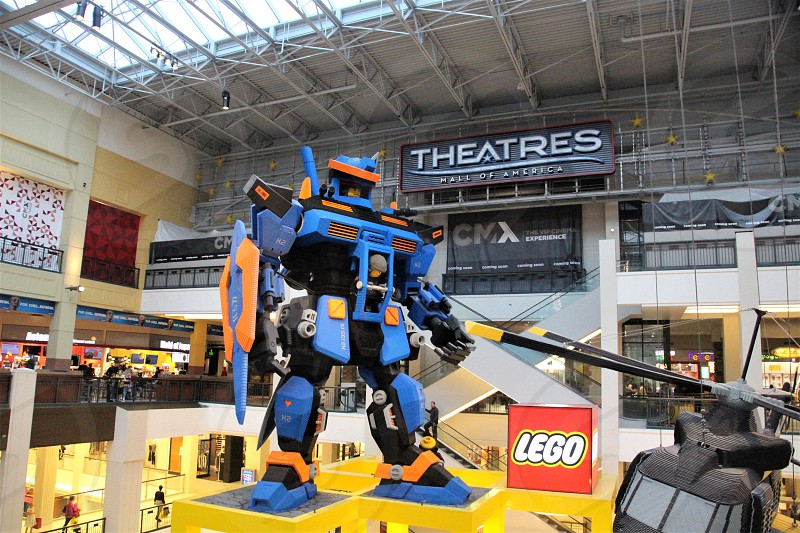 Lego Land & Theatres in Mall of America Minnesota photo