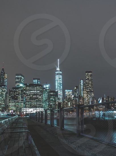 NYC SKYLINE photo