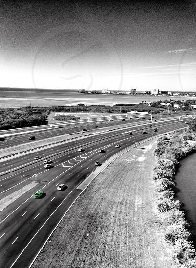 car roads  photo
