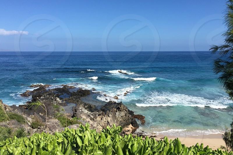 West side of Maui photo