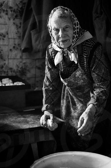 Grandmother  photo