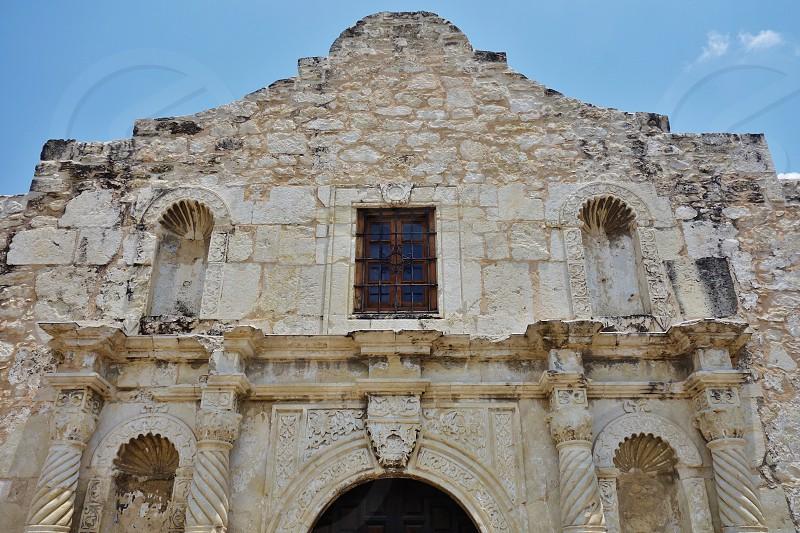 The Alamo Mission in San Antonio Texas photo