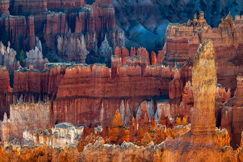Spectacular Hoodoos at Bryce Canyon photo