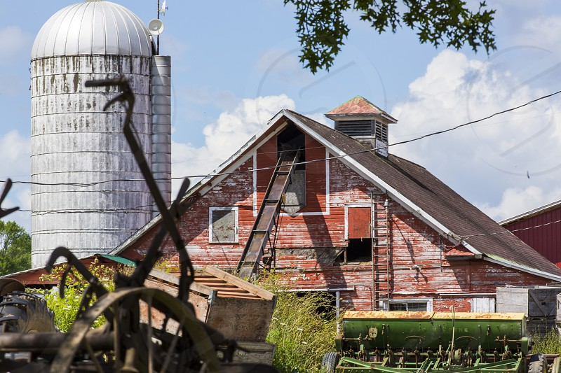 Old Barn 2 photo