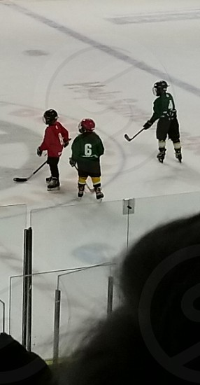 Went down to Providence for a hockey game at the Dunkin Donuts Center. Got to see my fave hockey players too photo