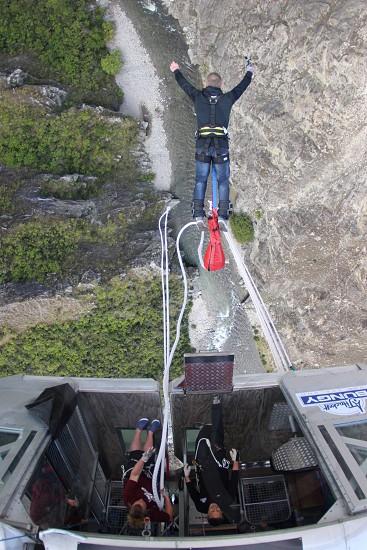 Bungee Nevis Queenstown NZ photo