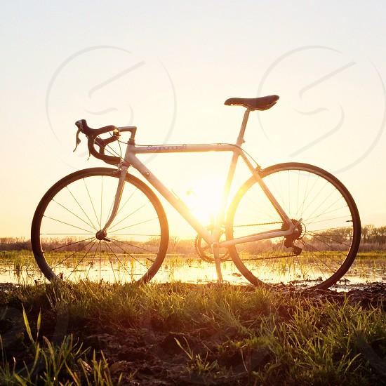 white mountain bike photo photo