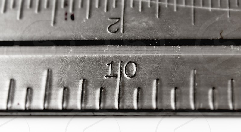 10 Inch Mark photo