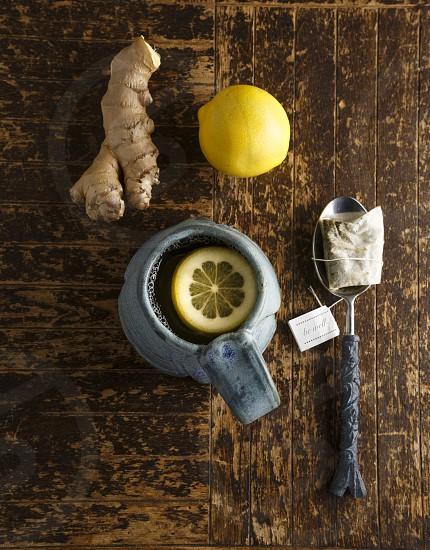 Lemon Ginger Tea  photo