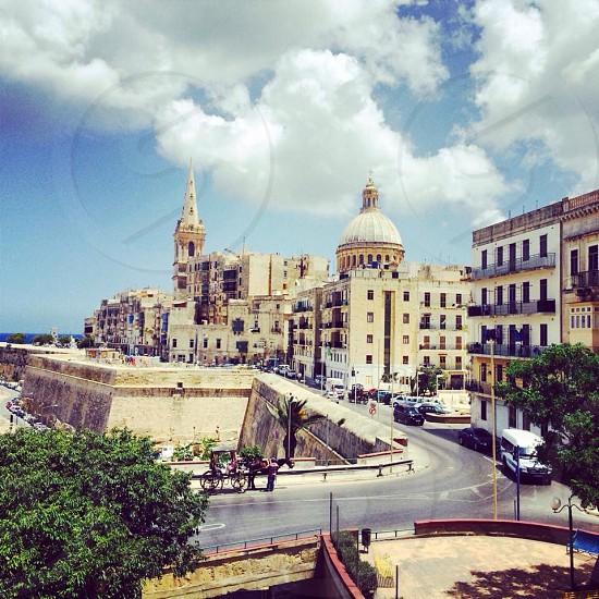 Valetta Malta  photo