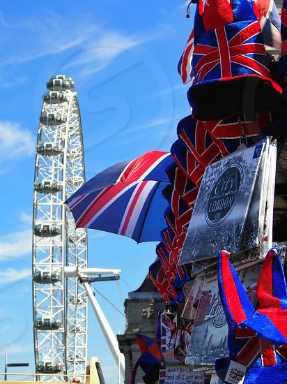 London Eye London UK photo