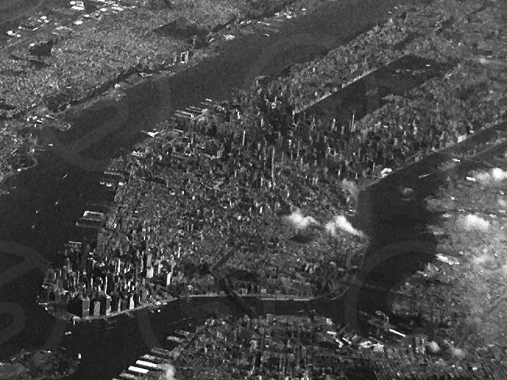 Manhattan from 31000 photo