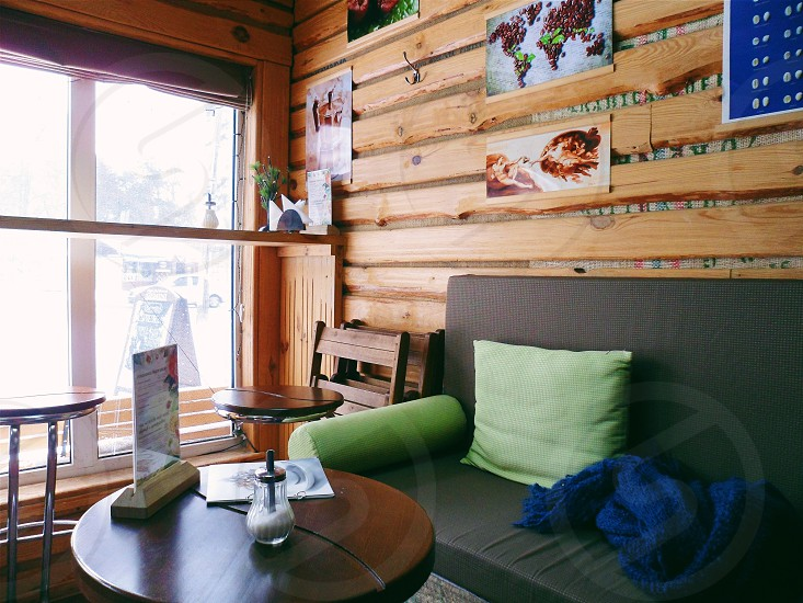 Ukrainian Interior cafe photo