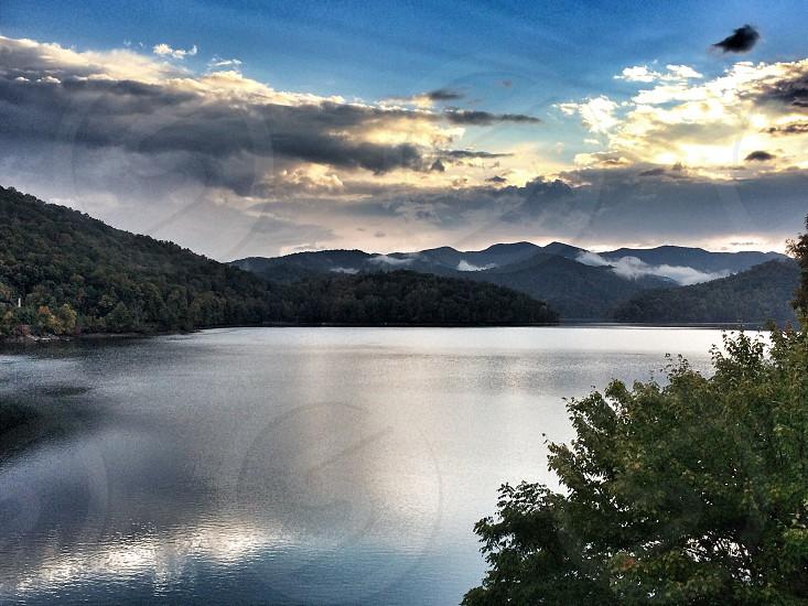 Nantahala Lake photo