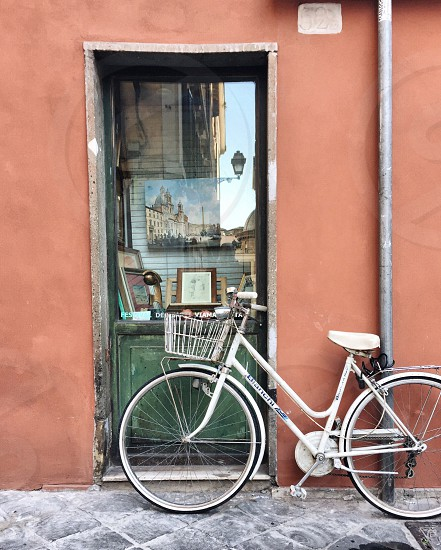 #bicycles #bicycle #bike #bikes #vintage #rome #roma #italia #italy photo