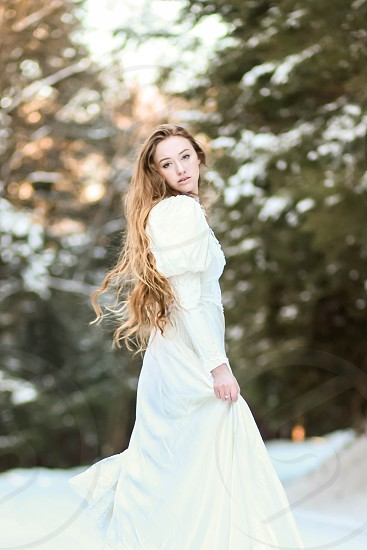 Frozen Ice Princess photo