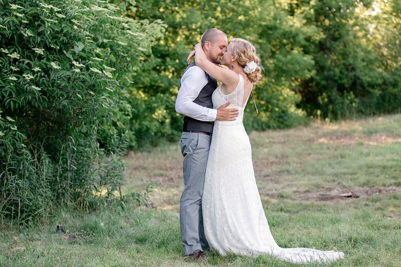 Wedding celebration newlyweds couple love photo
