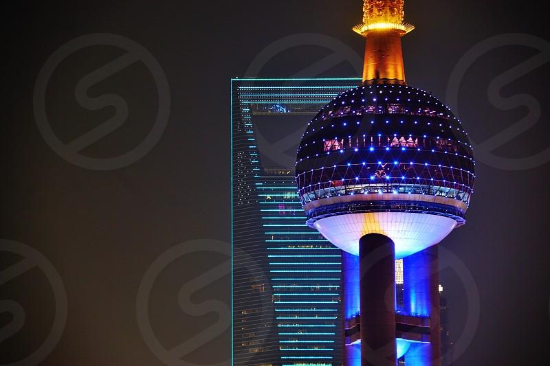 Shanghai World Financial Center - Shanghai China photo