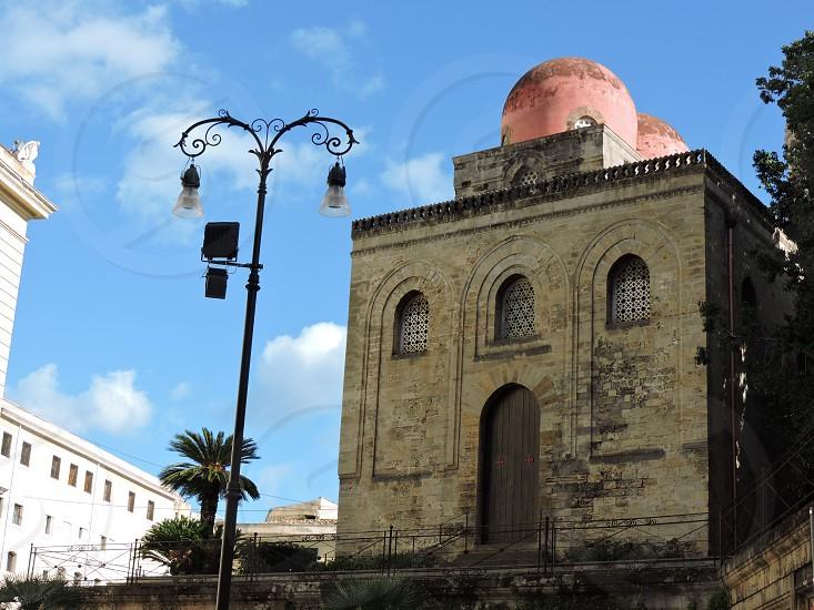 Chiesa di San Cataldo in Palermo (Sicily) photo