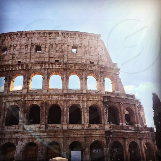 The Colosseum Rome photo